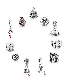 Pandora 12 Days of Christmas Gift Set-  Love the snowflake!!!!!