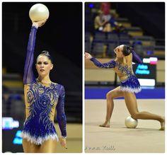 Carolina Rodriguez (Spain), ball 2016
