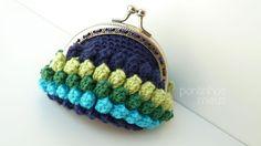 pontinhos meus: Vintage coin purses - new colors