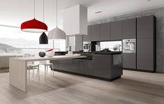 Awesome Cucine Con Tavolo A Isola Photos - Ideas & Design 2017 - crossingborders.us