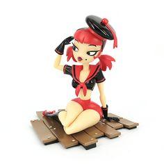 Image of Sailor Trixie - DEVIL EDITION