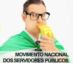 Movimento Nacional dos Servidores Públicos – ATO Público em São Paulo