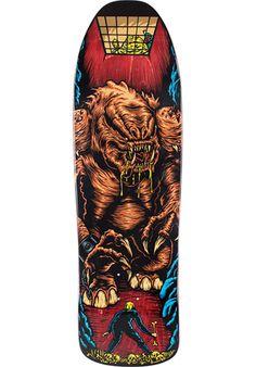 Santa-Cruz Star-Wars-Rancor-Scene, Deck, multicolored Titus Titus Skateshop #Deck #Skateboard #titus #titusskateshop