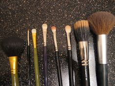 Classy Cosmetics: Most Used and Needed Brushes