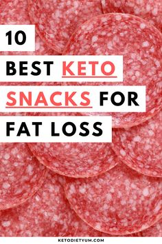 Looking for the best snacks while on a keto diet? Here's a list of the best 10 quick and easy low-carb keto diet snacks that will keep you in the state of ketosis! Best Keto Diet, Keto Diet Plan, Diet Meal Plans, Diet Recipes, Snack Recipes, Healthy Recipes, Healthy Food, Recipies, Good Keto Snacks