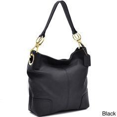 Dasein Patched Corner Hobo Handbag, Women's