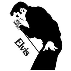 ELVIS wall decal-Vinyl wall sticker-the king decor-28 X 36 inches *** Check out this great product. (This is an affiliate link) #WallStickersMurals