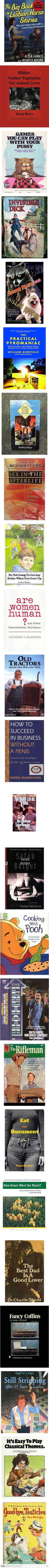 Worst book covers ever: http://9gag.com/gag/4034086