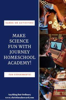 Make biology fun with Journey Homeschool Academy! Hands On Activities, Learning Activities, Sorting Games, Science Programs, Learning Styles, Home Schooling, Family Love, Biology, More Fun