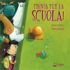 Primi giorni di scuola Read Aloud, Little People, Childrens Books, Character Design, Reading, Kids, Mamma, Bookmarks, Montessori