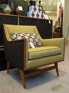 Vintage 1960's chair