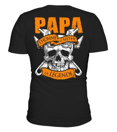 Shop Papa Der Mann Der Mythos Die Legende T-shirt custom made just for you. Available on many styles, sizes, and colors. Sweat Shirt, Tee Shirt Papa, T Shirt Col V, Fsu Shirts, Golf Shirts, T Shirt Designs, T Shirt Women, T Shirts For Women, Wonder Woman Shirt