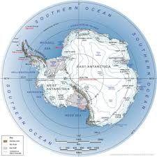 mapa topografico del polo norte - Google Search