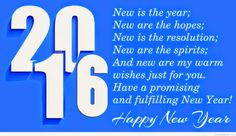 Happy new year instagram quotes, images, wallpapers 2016