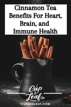 Cinnamon can be used to brew a tasty tea that is invigorating and soothing. It offers a warming aroma with nutty notes and a hint of vanilla. Discover the benefits of cinnamon tea right here. Cinnamon Tea Benefits, Natural Diet Pills, Health And Wellness, Health Diet, Mental Health, Best Weight Loss Foods, Natural Health Tips, Brewing Tea, Fat Burning Foods
