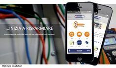 """Presentiamo Il SitoApp! MULTIPOINT realizzato per il """"Elettro112"""" di Perugia. La caratteristica è che il fornitore di materiale elettrico, Elettro112 appunto, metta a disposizione della sua rete di installatori il SitoApp! cosi da dare visibilità ad attività che fino ad ora non erano presenti nella Web."""