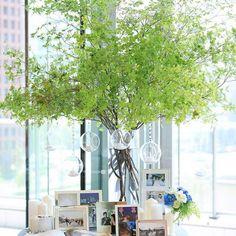 【結婚式レポ】パレスホテル東京でシックな大人の美しさが際立つ結婚式*