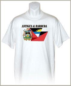 Antigua and Barbuda shirt