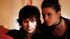 Love Hate with #Ben Whishaw and #Hayley Atwell yet to come