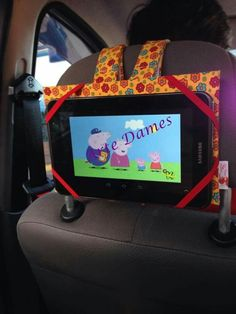 Cars Organization Clothes 29 Ideas For 2019 Diy Sewing Projects, Sewing Crafts, Baby Life Hacks, Diy And Crafts, Crafts For Kids, Car Seat Organizer, Costura Diy, Cute Car Accessories, Diy Bebe