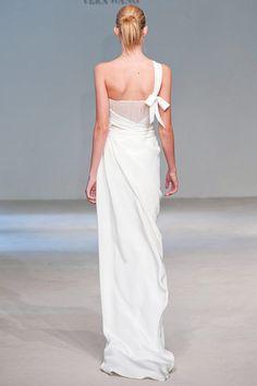 Vera Wang Spring 2010 Bridal