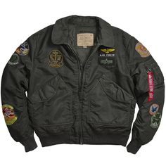 CWU Pilot Jacket   Alpha Industries