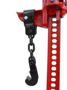 Hi-Lift Jack® Bumper Lift Attachment | Jeep Parts and Accessories | Quadratec