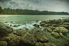A natural reserve park in Costa Rica with the most amazing beaches and nature around.