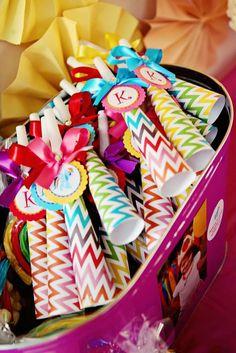 Kynadi's 4th Birthday Party | CatchMyParty.com