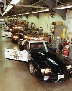 80's Camaro Assembly Line No those look like early updated 1990's camaro's from 1990-1992...