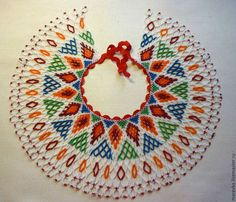 Купить или заказать Ряска Солнечная в интернет-магазине на Ярмарке Мастеров. Традиционное женское украшение-оберег, популярное на Алтае, в Воронежской губернии и других регионах России. Выполню в любой цветовой гамме. ------------------------------------------------------------------------ ...Метали бисер ряской на пруду, Блекло-зелёным рикошетом распаляясь. Робел рассвет, на облаках переминаясь. Листы беду переживали на бегу.