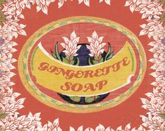 Vintage Soap V Giclee Print at AllPosters.com 16x20