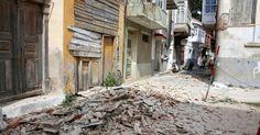 «Τρέμει» το βόρειο Αιγαίο μετά το φονικό σεισμό στη Λέσβο