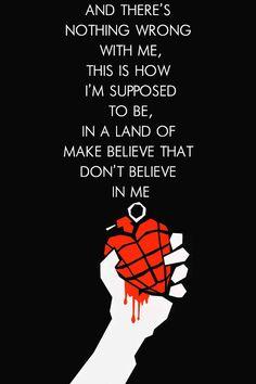 sopunkitpopped: Green Day - Jesus Of Suburbia ♪