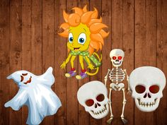 The Breezypals Halloween game is a great way to learn some of the basic concepts of mathematics Early childhood development, Skills in children
