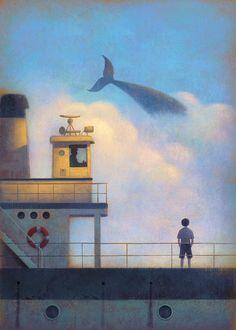 Leaving  by Children's Illustration