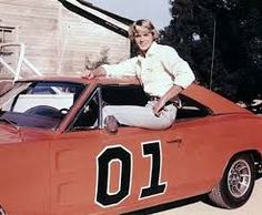 My favourite character from Dukes of Hazard… Bo Duke and his General Lee. Bo Duke, John Schneider, General Lee, Dukes Of Hazard, Cinema Tv, Nostalgia, Herzog, Old Tv Shows, Classic Tv