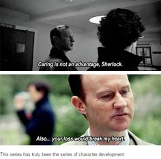 The Holmes Brothers #Sherlock