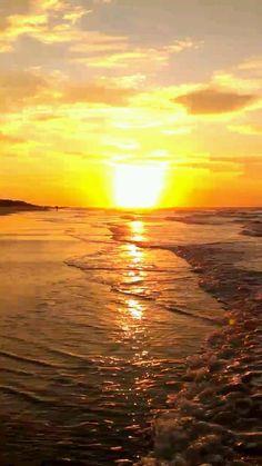 Sunrise in Hilton Head Island.