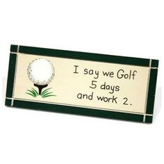 If only, right? I Rock Bottom Golf #rockbottomgolf