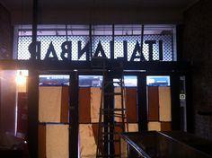 about to open the doors. Italian Bar, Sydney Australia, Valance Curtains, Doors, Home Decor, Slab Doors, Homemade Home Decor, Puertas, Valence Curtains