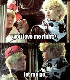 No one loves poor Himchan... :'x