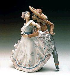 Mexican Dancers Lladró