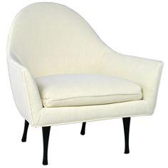Paul McCobb Symmetric Lounge Chair For Widdicomb