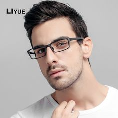 Fashion vintage eyeglasses frames men myopia woman optical  frame glasses Ultra Light Clear Lens Reading eyewear frames 1308