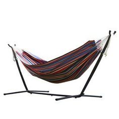 Vivere Techno Fabric Hammock Stand Included C9poly-11