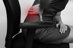 If you read our last post, then you are already familiar with chronic back  pain, but for those that didn't, chronic back pain can be described as back  pain lasting for more than three months. It is a very common hindrance to  office workers (and office productivity!).