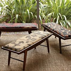West Elm South Africa Collection / Telas Africanas