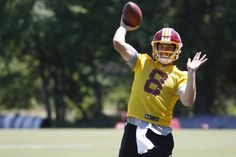 Kirk Cousins has excellent take on franchise tag