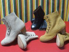Bota Canaria Sra. Colores Wedges, Boots, Fashion, Calla Lilies, Colors, Crotch Boots, Moda, Fashion Styles, Shoe Boot